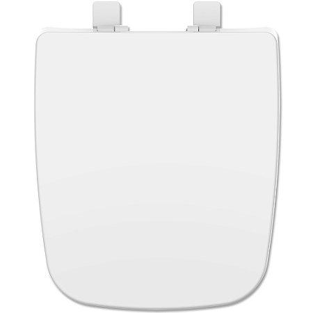 Assento Boss Evolution Soft Close (fechamento suave) TermoFixo Branco Tupan