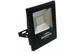Refletor Led 30W 6000K Slim Blumenau