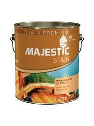 Verniz Stain Majestic Natural 900ML Renner