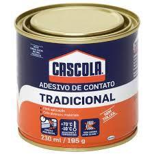 Cola de Contato Cascola Lata 195G Henkel