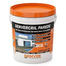Denvercril Parede 18 Litros Denver