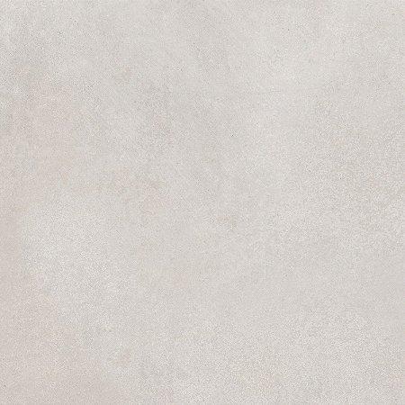 Caixa Com 4 Peças Do Piso Esmaltado 71X71 Copan Cinza Acetinado [2,00m] Duragres