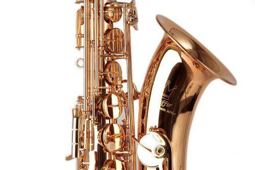 Saxofone Tenor Bb Laqueado SCHTS-001 - SCHIEFFER