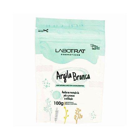 Argila Branca 100% Natural 100g - Labotrat