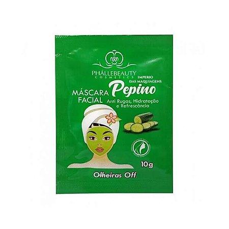 Máscara Facial Pepino - Phállebeauty
