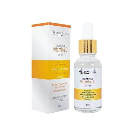 Sérum Facial Vitamina C - Max Love