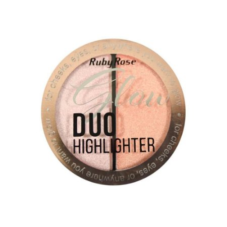 Iluminador Glow Duo Highlighter - Ruby Rose