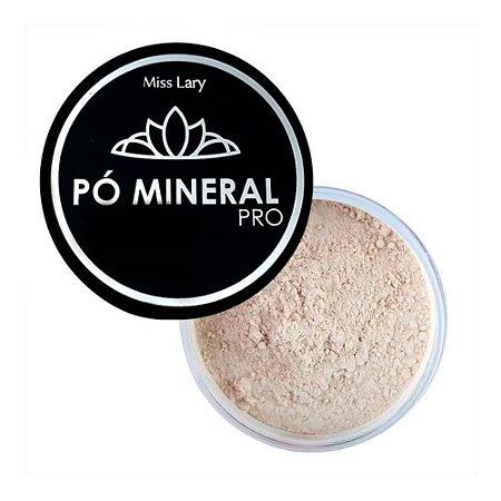 Pó Mineral PRO - Miss Lary