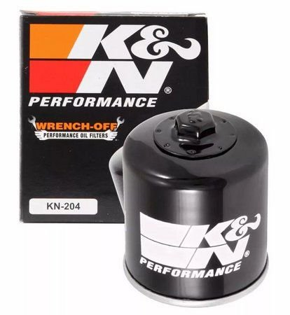 Filtro de óleo k&N 204