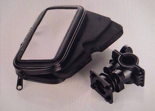 Suporte Capa Celular Resistente a água 5,5'' Gps Moto Bike