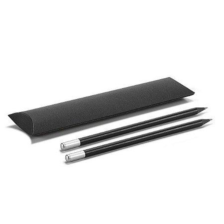Conjunto de lápis Grau de dureza: HB Com bolsa em cartão