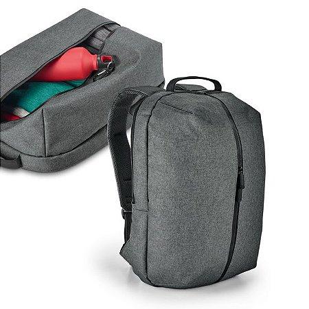 Mochila para Notebook 600D de Alta Densidade c/ 2 Compartimentos