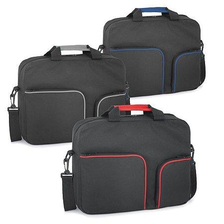 Pasta multifunções 600D Com bolsos frontais com zíper e alça de ombro ajustável, com reforço