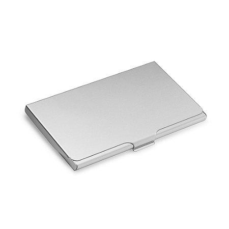 Porta Cartões Alumínio