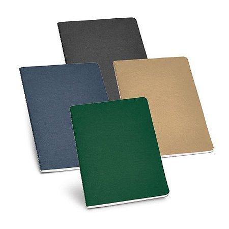 Caderno Cartão Com 40 folhas pautadas