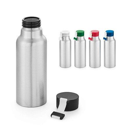 Squeeze Alumínio c/ Fita em Silicone - Capacidade: 570 ml