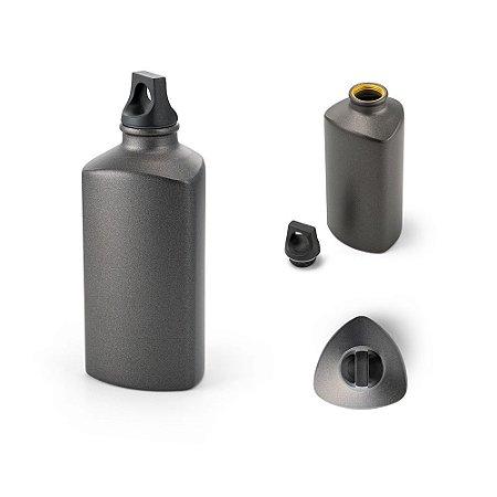 Squeeze Alumínio Com tampa em PP Capacidade: 600 ml Food grade Caixa branca 94654 vendida opcionalmente