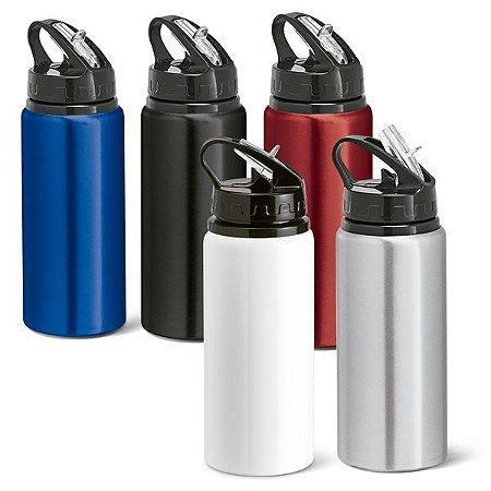 Squeeze Alumínio e PP - Capacidade até 670 ml