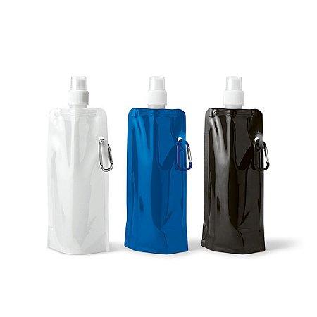 Squeeze Dobrável PE - Capacidade até 460 ml - Acabamento Opaco