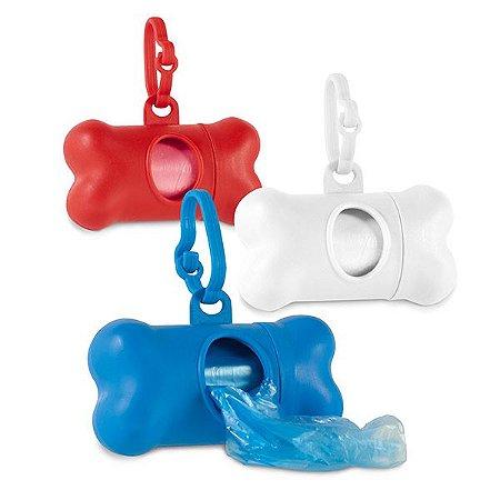Kit de higiene para cachorro PP Contém 20 sacos em PEPorta-saco: 82 x 48 x 41 mm