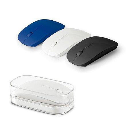 Mouse wireless 24G ABS Incluso 2 pilhas AAA Em caixa transparente
