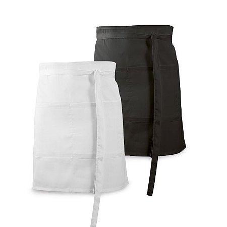 Avental de bar Algodão e poliéster: 150 g/m² Com 2 bolsos