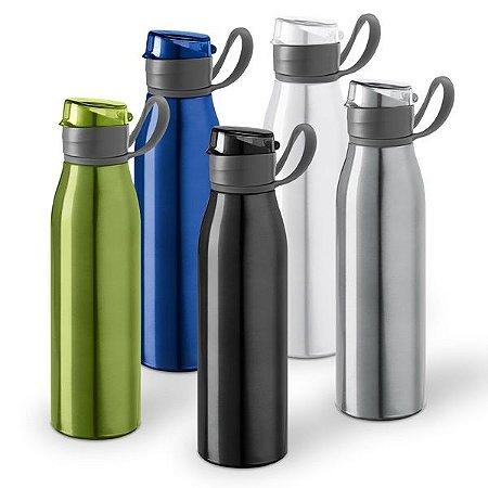 Squeeze Alumínio e AS Capacidade até 650 ml Food grade Caixa branca 94657 vendida opcionalmente