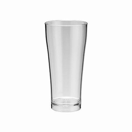 NP - COPO DE CERVEJA GLOBAL 200ML Copo em PS cristal