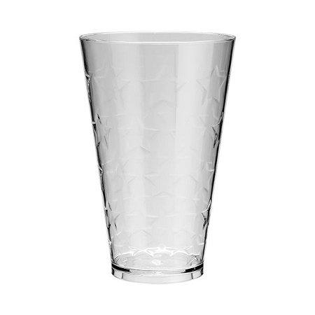 NP - COPO ESTRELA 500ML Copo em PS cristal
