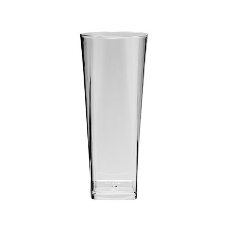 NP - COPO LONG DRINK SQUARE 350ML Copo em PS cristal