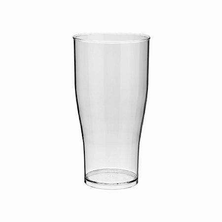 NP - COPO MEGA BEER 500ML Copo em PS cristal
