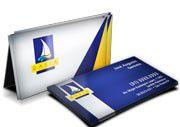 Cartão Visita Off-Set - MET9 Metalizado - 500 Unid - 250g - 4x4