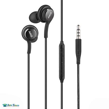 9c91f47cd Fone De Ouvido Akg Galaxy S8 Ear Buds A Pronta Entrega - JmvStore ...