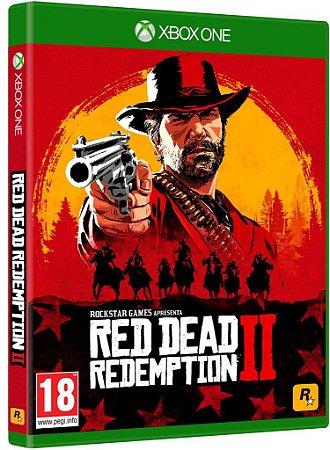 Jogo Red Dead Redemption 2 - Xbox One