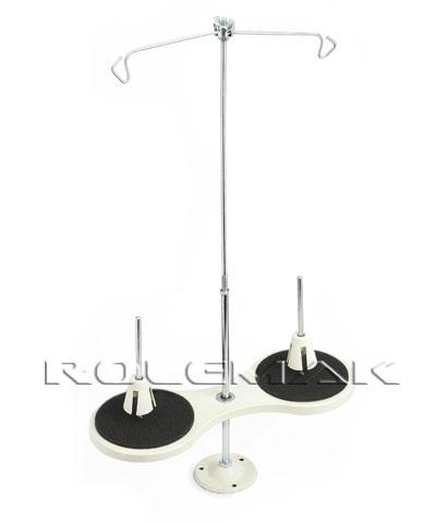 Porta Fio de Ferro com 2 Cones para Reta Industrial, Ziguezague Cod:72501 (228776)