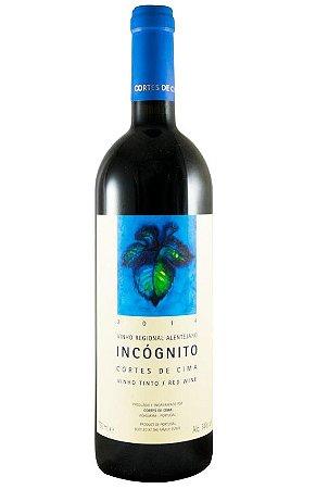 Incógnito Cortes de Cima 2014