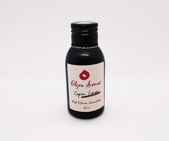 Refil Essência Capim Limão - 60 ml - Concentrado