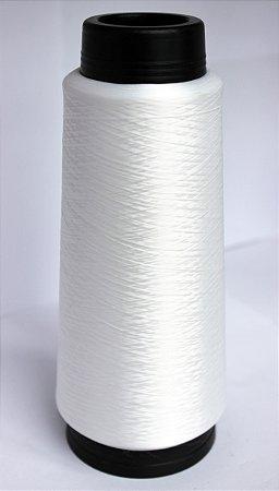 Fio texturizado 100g - cor 0001 - Branco Natural