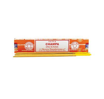 Incenso Satya Champa - Importado da Índia