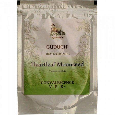 Guduchi Orgânico 250 grs - Original da Índia