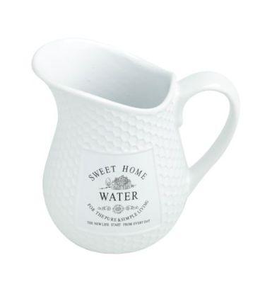 Jarra para Água em Cerâmica Sweet Home 1,5 Litros Bon Gourmet 27447