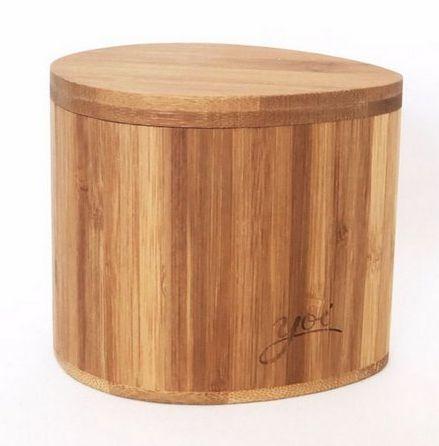 Saleiro em Bambú Natural Yoi