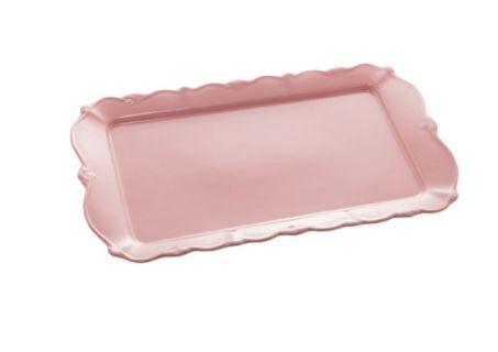 Travessa Porcelana Fancy Rosé  36cm 17753