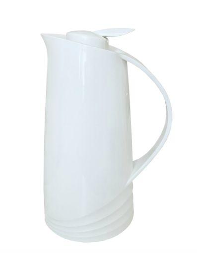 Garrafa Térmica Fly 1 Litro Branca
