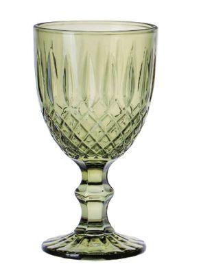 Taça para Água Greek Verde 345ml Unidade 28782A