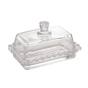 Manteigueira Cristal de Chumbo Daisy 28799