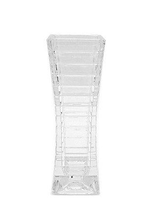 Vaso de Vidro Pequeno 18x6cm 1009