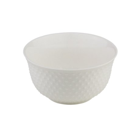Bowl de Porcelana New Bone Branco Marigold 12,5x6,5cm 8389