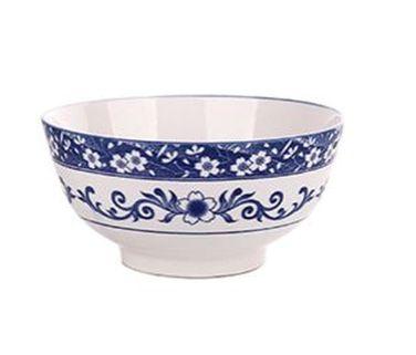 Bowl Tijela de Porcelana Blue Garden Médio 13x7cm 8483