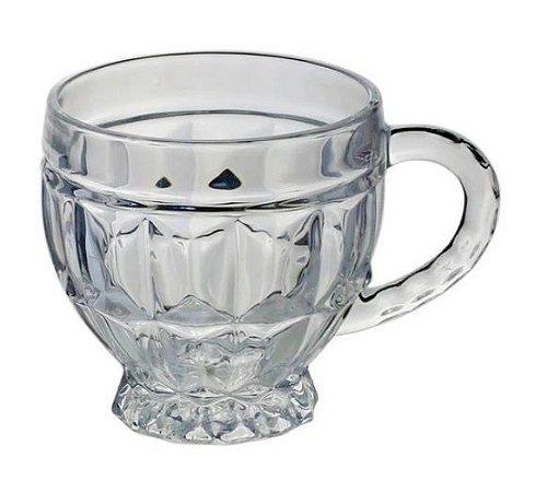 Xícara de Cristal sem Pires Multiuso Renaissance 200ml 1220